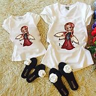 Combo 2 Áo thun Mẹ và bé - MB22 thumbnail