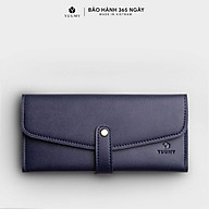Ví nữ cầm tay dáng dài YUUMY Seasand YUUMY YV47 phong cách hiện đại nhiều ngăn đựng tiền, thẻ card thumbnail
