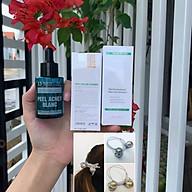 Serum Lộc Đề Peel Acnes Detox BlanC số 13 (30ml) + Tặng kèm cột tóc Ngọc Thạch siêu xinh thumbnail