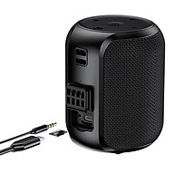 Loa Bluetooth Nghe Nhạc 5.0 VIVAN Hi-Fi Công Suất 10W, Chống Nước IPX6, Hỗ Trợ Kết Nối Cổng AUX MicroSD - Hàng Chính Hãng thumbnail
