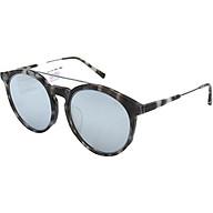 Kính mát nữ, kính mát unisex chính hãng ELLE EL15733 GM (53-19-144) - Hoạ tiết xám đen thumbnail