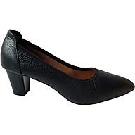 Giày Cao Gót Nữ Công Sở Da Bò BIGGBEN GCG1 thumbnail