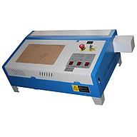 Máy cắt khắc laser vi tính co2 khổ 3020 loại 50w thumbnail