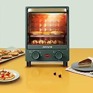 Lò nướng điện Lò nướng bánh mì 2 tầng Joyoung 12l phù hợp cho gia đình thumbnail