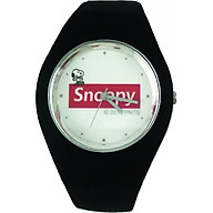Đồng hồ nữ dây cao su Snoopy thumbnail