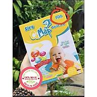 Siro Cá Mập Gold X2 - Baby Shark - Siro cho trẻ biếng ăn táo bón (30 gói x 10ml) TẶNG CHẤT XƠ TỰ NHIÊN HERA HAPPY thumbnail