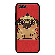 Ốp lưng cho điện thoại Huawei Honor 7X - 0315 CUTEDOG02 - Viền TPU dẻo - Hàng Chính Hãng thumbnail