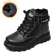 Giày Martin Boots trẻ em nam chống nước, chống mòn bảo vệ đôi chân bạn thumbnail