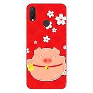 Ốp lưng dẻo cho điện thoại Huawei Nova 3i_Cute Pig 02 thumbnail