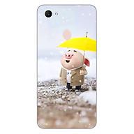 Ốp lưng dẻo cho điện thoại Oppo F7_0385 Pig 25 - Hàng Chính Hãng thumbnail