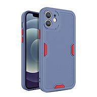 Ốp lưng chống sốc phong cách mới dành cho iPhone 11 12 11 Pro 12 Pro 11 Pro Max 12 Pro Max - Hàng chính hãng thumbnail