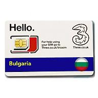 Sim Du lịch Bun Ga Ri - Bulgaria 4g tốc độ cao thumbnail