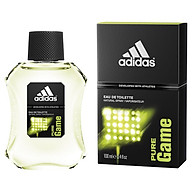 Adidas Pure Game 100ml Eau De Toilette Spray thumbnail