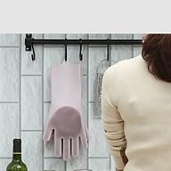 Găng tay chuyên dụng rửa bát có gai thumbnail