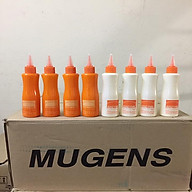 Uốn thảo dược đa năng uốn nóng và uốn lạnh Mugens Enzyme Multi Texture Perm 2 x150ml thumbnail