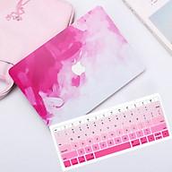 Ốp case dành cho macbook kèm tấm phủ bàn phím - Hàng chính hãng thumbnail