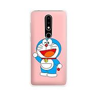 Ốp lưng dẻo cho điện thoại Nokia 6.1 plus X6 - 01171 7862 DRM06 - Doremon - Hàng Chính Hãng thumbnail