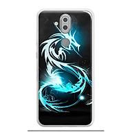 Ốp điện thoại cho Nokia 8.1 ( Nokia X7 2018) - 0245 DRAGON01 - Silicon dẻo - Hàng Chính Hãng thumbnail