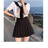 Chân váy xếp ly ngắn - trẻ trung cá tính thumbnail