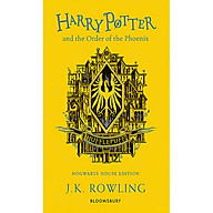 Harry Potter and the Order of the Phoenix - Hufflepuff Edition (Paperback) thumbnail