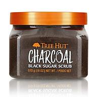 Tẩy tế bào chết cơ thể Tree Hut Charcoal Black Sugar Scrub thumbnail
