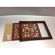 Tấm chống ám khói nhang 3 lớp, chữ Lộc (tặng kèm bộ vít mở ) DA12059 thumbnail