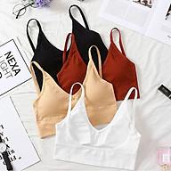 Combo 4 Áo Tập Gym Hở Lưng Chữ U Sexy - Áo Tập Yoga Br03-4 thumbnail