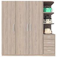 Tủ quần áo Cao Cấp alala.vn - Thương hiệu alala.vn (1m8 x2m) thumbnail
