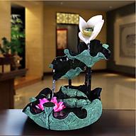 Thác Nước Phong Thủy Hoa Sen Nở Hoa thumbnail
