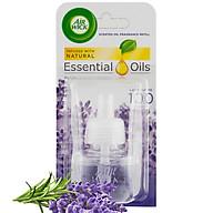 Lọ tinh dầu thiên nhiên Air Wick Purple Lavender Meadow 19ml QT000146 - hoa oải hương thumbnail
