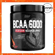 BCAA 6000 Nutrex, Hỗ trợ phục hồi và xây dựng cơ bắp tối ưu (30 lần dùng) thumbnail