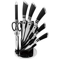 Bộ dao cao cấp 8 món thép không gỉ Mishio - Model Goodlife MK88 - Hàng chính hãng thumbnail