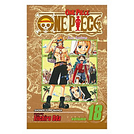 One Piece 18 - Tiếng Anh thumbnail