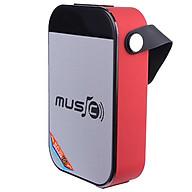 Loa bluetooth Wster WS-1821 hỗ trợ FM USB Thẻ nhớ AUX - công suất 6W (nhiều màu) Hàng nhập khẩu thumbnail