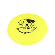 Đĩa Bay huấn luyện chó mèo - Đồ chơi cho chó mèo (Màu ngẫu nhiên) thumbnail
