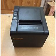 Máy in hóa đơn Antech A80II (LAN) - hàng chính hãng thumbnail