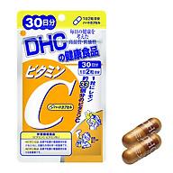 Thực phẩm bảo vệ sức khỏe Viên uống DHC bổ sung vitamin C Nhật Bản thumbnail