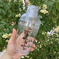 Bình lằc pha chề bằng nhựa 350-530-700ml thumbnail