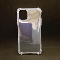 Ốp lưng chống sốc dẻo trong suốt dùng cho iphone 11 Pro Max ( Dày 1,5mm) - Hàng chính hãng thumbnail