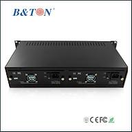 Nguồn tập trung 2U-14 Slots cho media convector. BTON. Hàng nhập khẩu thumbnail