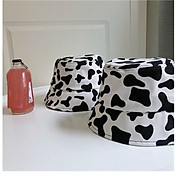 Mũ Bò Sữa, phụ kiện thời trang tiện lợi, được các bạn ưa chuộng thumbnail
