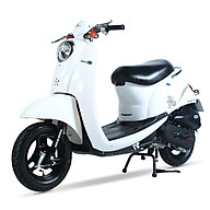 Xe ga 50cc Scoopy màu trắng thumbnail