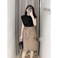 Chân váy công sở hàng thiết kế cao cấp chuẩn ảnh thumbnail