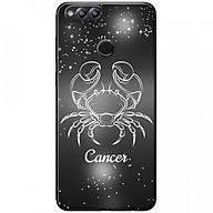 Ốp lưng dành cho Honor 7X mẫu Cung hoàng đạo Cancer (đen) thumbnail