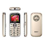 Điện thoại cho người già Goly A10, Loa 5D , Viền thép , Màn hình 1.8, Phím lớn, Pin 1.000 mah - Hàng chính hãng thumbnail