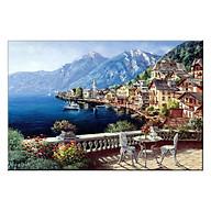 Tranh Canvas Thế Giới Tranh Đẹp Scenery-103 thumbnail