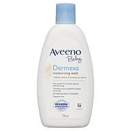 Aveeno Baby Dermexa Wash 236ml thumbnail
