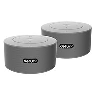 Bộ 2 Loa Bluetooth DeFunc BT Speaker DUO Stereo 24W - Hàng Chính Hãng thumbnail