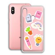 Ốp lưng dẻo cho điện thoại Xiaomi Mi A2 Lite Redmi 6 pro - 01132 0515 FUNNY04 - Hàng Chính Hãng thumbnail
