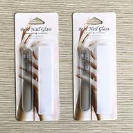 Dũa Làm Bóng Móng Tay Hàn Quốc - Dụng cụ làm móng tay chuyên nghiệp (2 cái) thumbnail